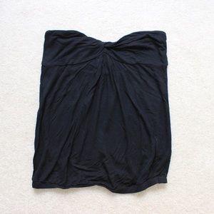Club Monaco black tube top